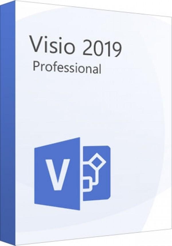 Microsoft Visio Professional 2019 (1PC)