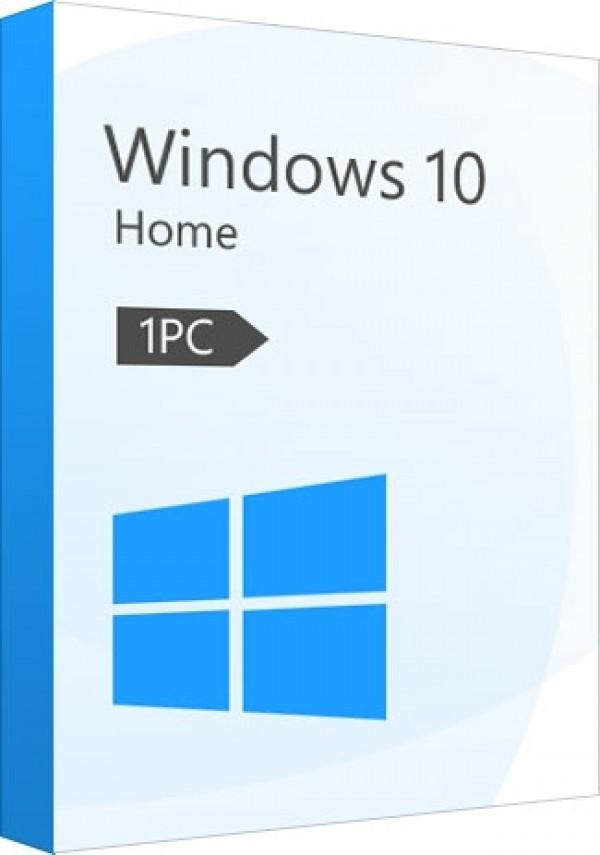 Microsoft Windows 10 Home CD-KEY