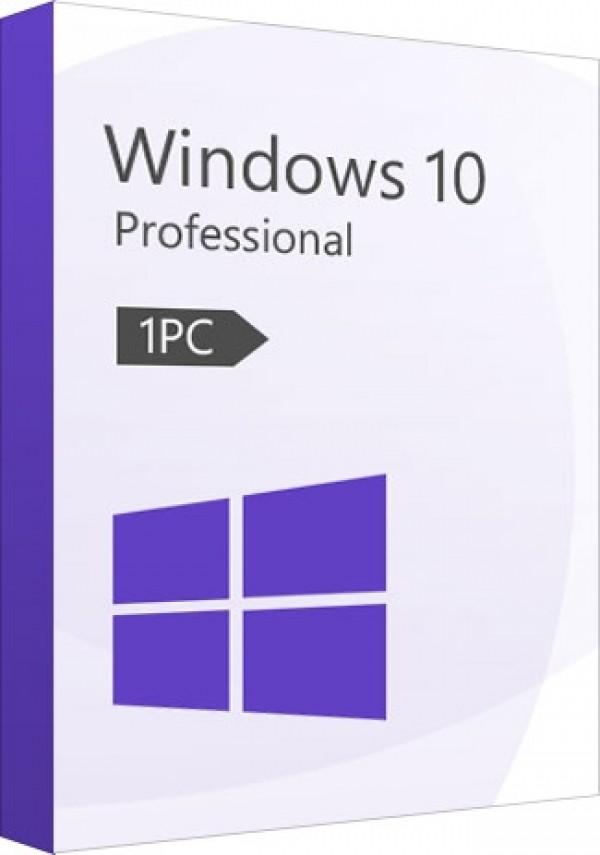 Microsoft Windows 10 Pro CD-KEY